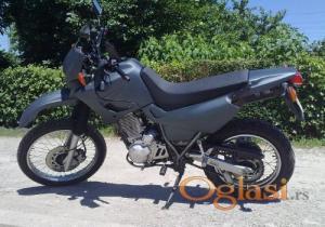 Novi Sad Yamaha XT600 2002