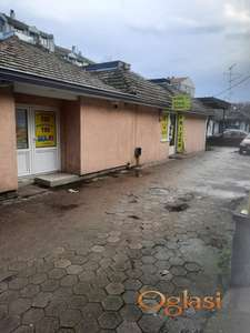 Lokal u Subotici, Prozivka, zakup 75 evra mesečo, pored pijace Zelenac