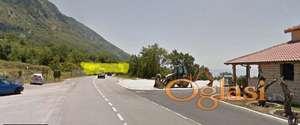Plac za benzinsku pumpu ili hotel, Blizikuce-Budva