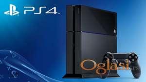 Izdavanje PS4