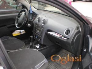 Novi Sad Ford Fusion 2007
