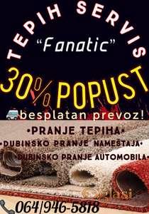 Tepih Servis Fanatic Novi Sad