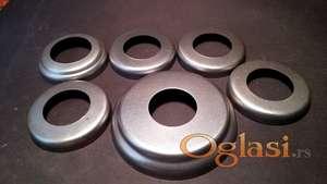 Rozetne i poklopci za cev fi 33,7 mm ( 1 col ) metalne , aluminijumske i Inox