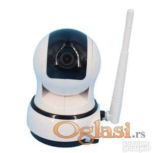 Inteligentna IP WiFi kamera sa praćenjem poketa