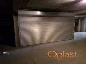 Dupleks garaža,Rolo vrata