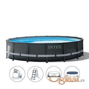 Bazen Intex Ultra Frame 488x122 cm