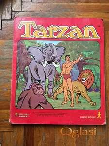 Tarzan - Figurini Panini album sa sličicama (1982)