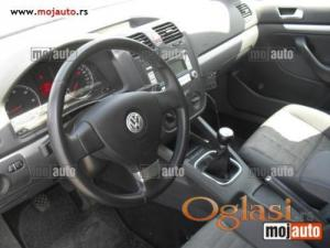 Novi Sad Volkswagen - VW Golf 5 2007