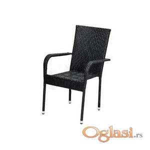 BAY baštenska stolica od ratana NOVO