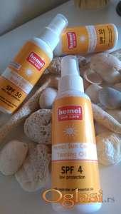 Losion za sunčanje (SPF 30) Hemel