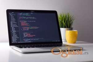 Izrada programa i sajtova