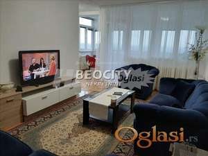 Novi Beograd, Blok 45, Jurija Gagarina, 2.0, 60m2