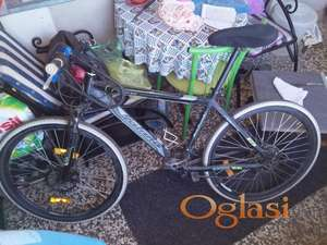 Aluminijski bicikli sa ojačanim točkovim