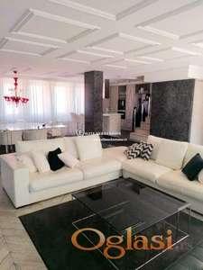 Izdavanje stanova Beograd-Vračar- Lux stan sa saunom, duplex penthaus
