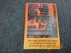 Planiranje i projektovanje hotela i poslovnih zgrada bezbednih od požara i drugih akcidenata