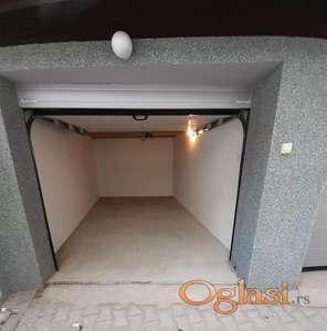 Uknjizena garaza na Grbavici