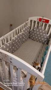 Očuvan krevetić