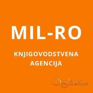 Mil-Ro knjigovodstvena agencija