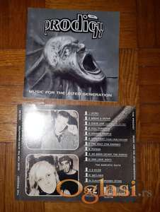 Omot za Prodigy CD