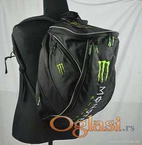 Monster Energy ranac za kacigu
