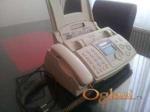 Telefon Fax Panasonik