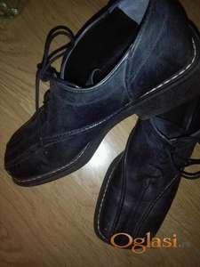 Cipele teget boje vel 37