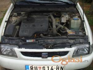 Irig Seat Ibiza 1.9 TDI 2000