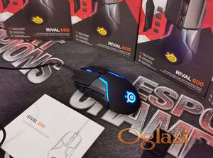 SteelSeries Rival 600 RGB 12000 Dpi
