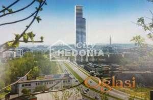 West 65 Tower luksuzan dvosoban stan ID#6484