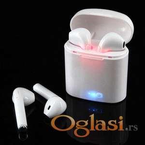 Mini Bluetooth bežične slušalice i7S TWS
