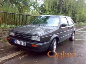 Beograd Volkswagen - VW Golf 2 GTI 16 v 1988 citaj opis