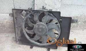Ventilator hladnjaka za Alfu 156- 1.8TS