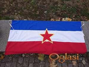 Zastava SFRJ - Jugoslavija 118x54
