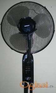 Ventilator na vodeni sistem