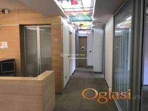 Izdavanje Poslovnog prostora Beograd- Luksuzan prostor od 277m2 za kancelarije