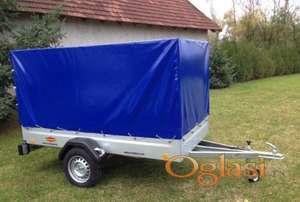 Nov Autoprikolica- TPV Bockmann EU3c