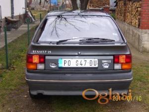 Veliko Gradište Renault 19 1991