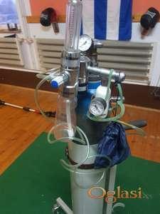 Medicinska boca za kisik