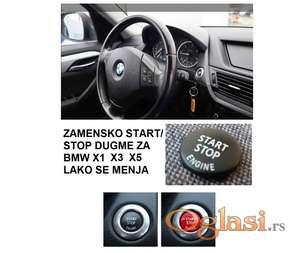 Start-stop dugme BMW X1,3,5,6,E90,E87..