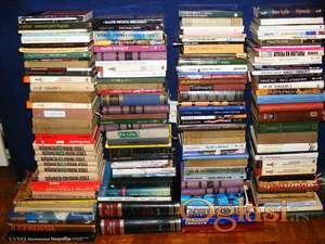 Otkupljujemo kompletne biblioteke, OTKUP KNJIGA