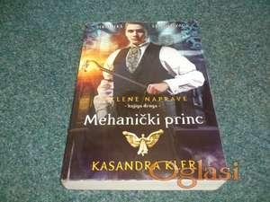 Mehanički princ - Paklene naprave knj.2