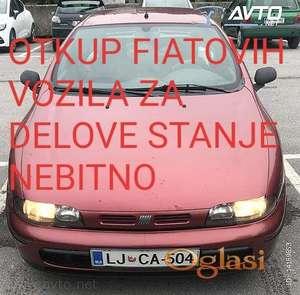 OTKUP FIAT VOZILA