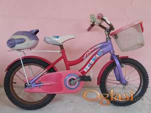 """Bicikl za devojčicu 16"""""""