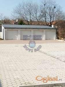 Odlicna garaza u Petrovaradinu !!!