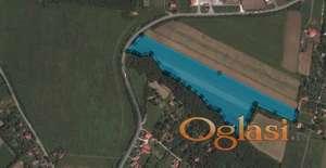 Gradjevinsko zemljiste na prodaju