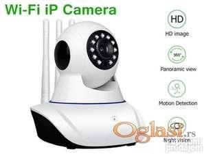 IP WIFI HD audio Kamera sa 3 antene