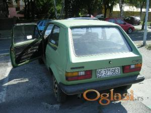Beograd Volkswagen - VW Golf 1 jgl 1981