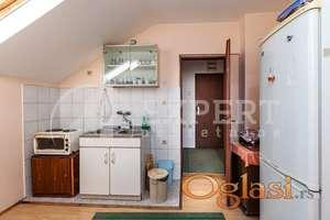 Jednosoban stan u Duvaništu, X sprat, TA, 35m2
