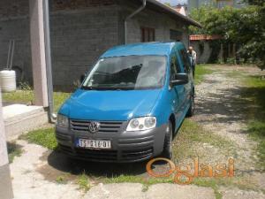 VW Caddy 2008