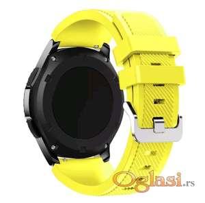 Narukvice za Huawei watch gt, samsung gear S3, galaxy